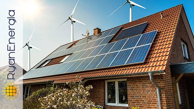Fornitura e Installazione impianti fotovoltaici e pannelli solari per baite case