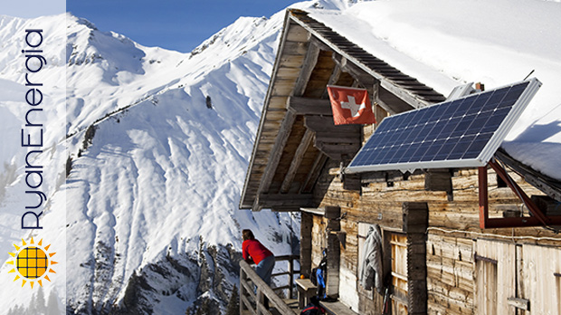 impianto fotovoltaico stand alone baite e rifugi