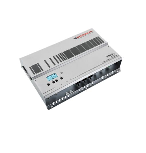 Regolatore Di Carica Mppt 90A wrm90 12-24-48V 150V 2 Ingressi Separati x batterie Piombo