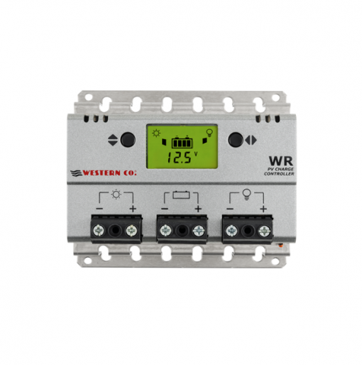 Regolatore Di Carica Pwm 10A wr10 12-24V Display digitale Western co