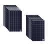 Kit 3KWp Moduli Policristallini 5 busBar 60 celle Exe solar M