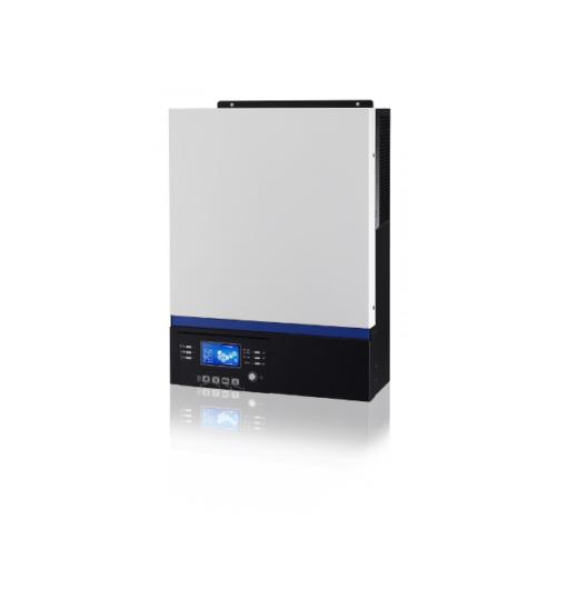 Regolatore Di Carica Mppt 80A 48V 120-500VDC regolatore 5KW Inverter Onda Pura 5000W Bluetooth
