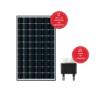 Pannello Solare 310Wp SolarEdge monocristallino con ottimizzatore spv310