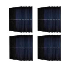 Kit 6KWp Moduli Monocristallinoi 310Wp Black / White o Silver 60 celle E solar V