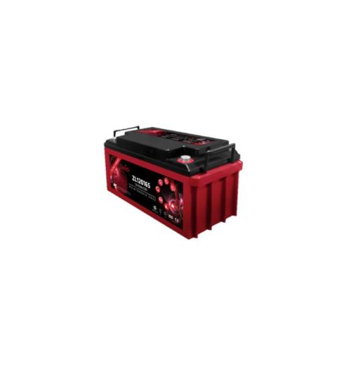 Batteria 75Ah 12V deep cycle ciclica Zenith Agm zl120165 x Fotovoltaico