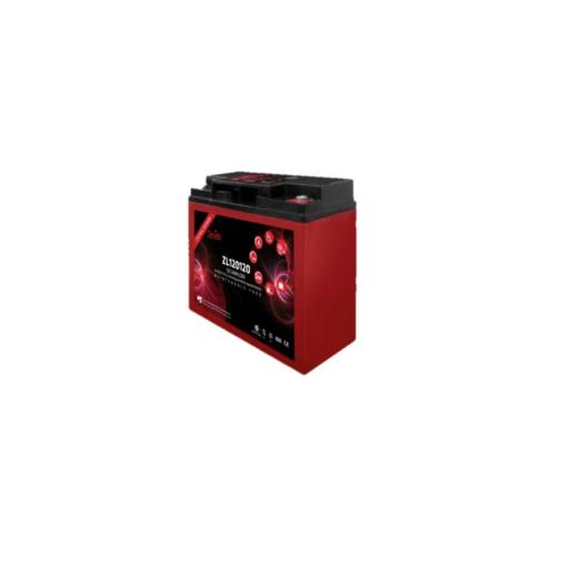 Batteria 24Ah 12V deep cycle ciclica Zenith Agm zl120120 x Fotovoltaico