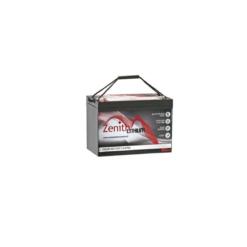 Batteria Solare Lithio litio lifep04 Zenith ZLI 100Ah 12V BMS incluso