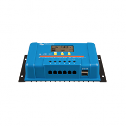 Regolatore di carica BlueSolar 20A PWM Duo LCD&USB 12-24V Victron Energy