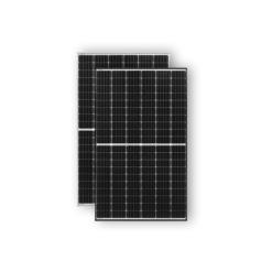Pannello Solar Fabrik 340 MONO Half Cut Black Frame monocristallino