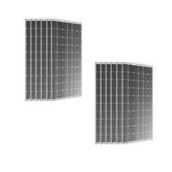 Kit 3Kwp Pannello Torri Solare 300Wp Monocristallino 60 celle TRS 300/220 M Silvered 30 Anni di Garanzia