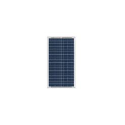 Pannello Solare 30Wp 12V Policristallino x camper nautica Fotovoltaico