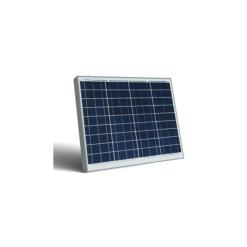 Pannello Solare 50Wp 12V Policristallino x camper nautica Fotovoltaico