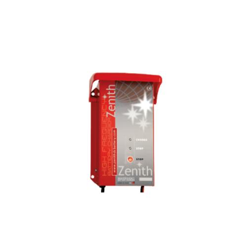 Caricabatterie Zenith ZHF1212 12V 12A automatico ad alta frequenza x batterie Acido Agm
