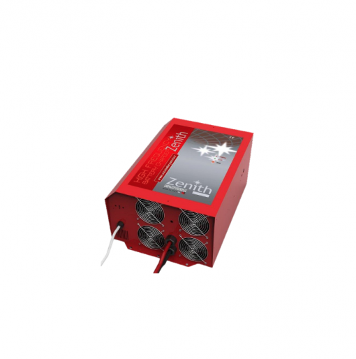 Caricabatterie Zenith ZHF24240T 24V 240A TRIFASE automatico ad alta frequenza x batterie Acido Agm
