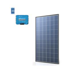 Kit Solare Isola 12V 350Wp regolatore di carica mppt Victron smartsolar 30A 100/30 pannello policristallino