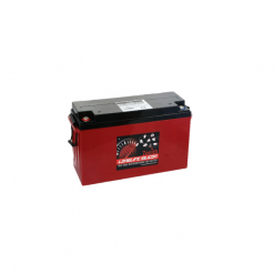 Batteria Silicone 190Ah 12V deep cycle ciclica 1200cicli Zenith Agm ZLS1201115 x Fotovoltaico