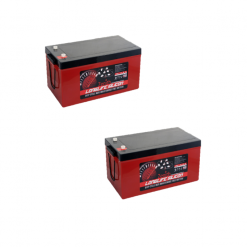 Batteria Silicone 520Ah 12V deep cycle ciclica 1200cicli Zenith Agm ZLS1201145 x Fotovoltaico
