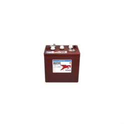 Batteria Trojan 145Ah 6V deep cycle ciclica 1200cicli TR145 plus acido libero x Fotovoltaico