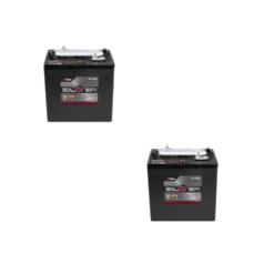 Banco Batteria 12V 215Ah Trojan Silver deep cycle ciclica S105 acido libero x Fotovoltaico