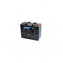 Batteria 140Ah 12V LUMINOR 12Volt LDCG12-140 x uso Fotovoltaico