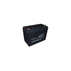 Batteria Ciclica 100Ah 12V E Agm x uso Fotovoltaico Deep cycle Long Life