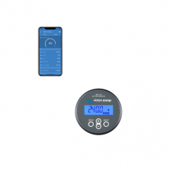 Dispositivo Controllo Batterie Victron Energy BMV-702 Bluetooth integrato