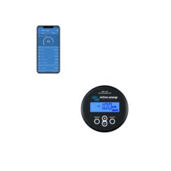 Dispositivo Controllo Batterie Victron Energy BMV-702 Bluetooth integrato Nero