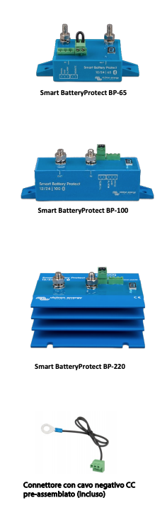 Schermata 2020 10 02 alle 15.58.23 Dispositivo x proteggere batterie 12-24V Smart BP-220 BatteryProtect 220A Victron Energy Bluetooth BPR122022000 Ryanenergia