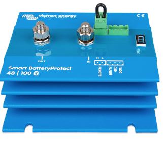 Schermata 2020 10 02 alle 17.46.07 Dispositivo x proteggere batterie 48V Smart SBP-100 BatteryProtect 100A Victron Energy Bluetooth BPR110048000 Ryanenergia