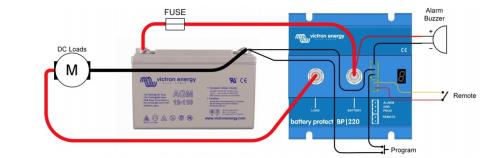 Schermata 2020 10 03 alle 08.15.33 Dispositivo x proteggere batteria 12-24V BP-220 BatteryProtect 220A Victron Energy BPR000220400 Ryanenergia
