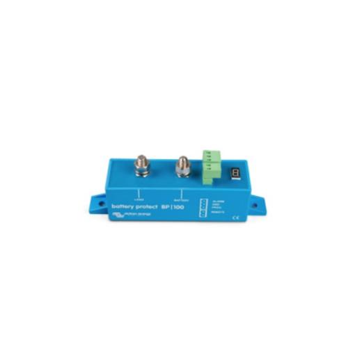 Dispositivo x proteggere batteria 12-24V BP-100 BatteryProtect 100A Victron Energy