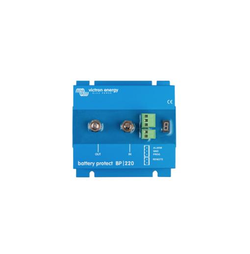 Dispositivo x proteggere batteria 12-24V BP-220 BatteryProtect 220A Victron Energy