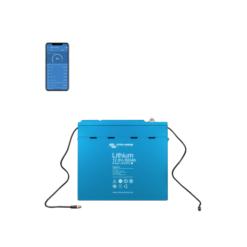 Batteria LiFePO4 battery 12,8V 300Ah Smart 12V Victron Energy Litio