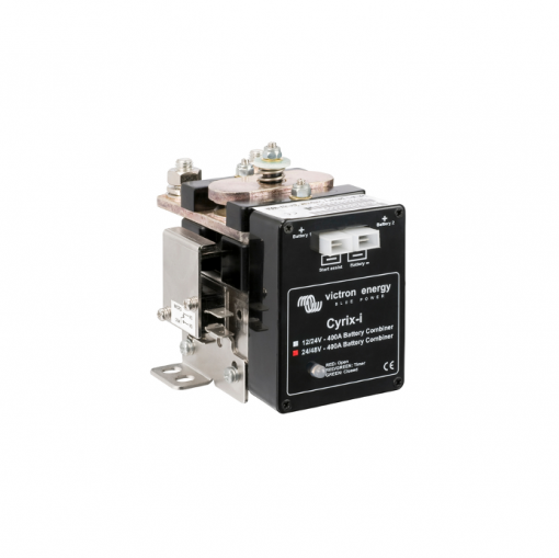 Combinatore di batteria Cyrix i 12/24-400A Victron Energy X bilanciamento della cella