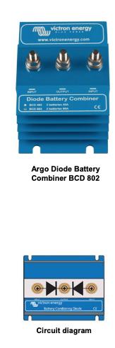 Schermata 2020 10 14 alle 17.28.55 Combinatore di batterie a diodi Argo BCD 802 Victron Energy 2 batterie 80A BCD000802000 Ryanenergia