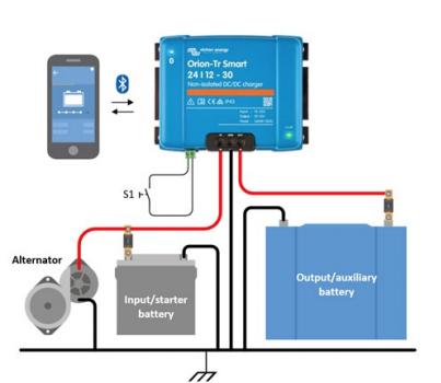 Schermata 2020 10 17 alle 08.38.05 Caricabatterie Non Isolati Orion-Tr Smart CC-CC 24/12-30A 360W Victron Energy ORI241236140 Iva 10% Ryanenergia