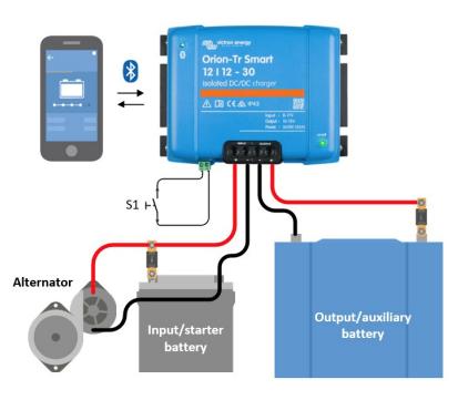 Schermata 2020 10 19 alle 08.42.06 Caricabatterie Isolati Orion-Tr Smart DC-DC 12/12-18A Victron Energy ORI121222120 iva 10% Ryanenergia