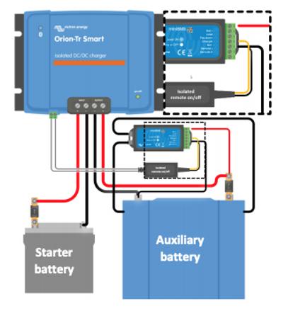 Schermata 2020 10 19 alle 10.17.09 Cavo remoto per caricabatterie CC-CC isolato Orion-Tr Victron Energy ASS070300100 Ryanenergia
