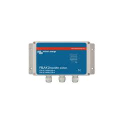 Commutatore di trasferimento ultra veloce FILAX 2 Victron Energy 230V/50Hz-240V/60Hz