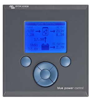 Schermata 2020 10 21 alle 08.02.08 Sistema di monitoraggio Pannello VE.Net Blue Power Panel 2 Victron Energy Fotovoltaico BPP000200010 Ryanenergia