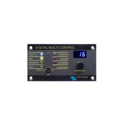 Pannello di Controllo Digital MultiControl 200/200A a led Victron Energy