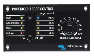 Schermata 2020 10 22 alle 17.40.58 Pannello di controllo per caricabatterie Phoenix Victron Energy Charger Control REC010001110 Ryanenergia
