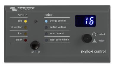 Schermata 2020 10 23 alle 10.44.56 Pannello di controllo Caricabatteria Skylla-i Control GX (90º RJ45)Victron Energy REC000300010R Ryanenergia