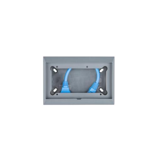 Box montaggio a parete di Pannelli Remoti GX 65x120 Victron Energy Involucro supporto