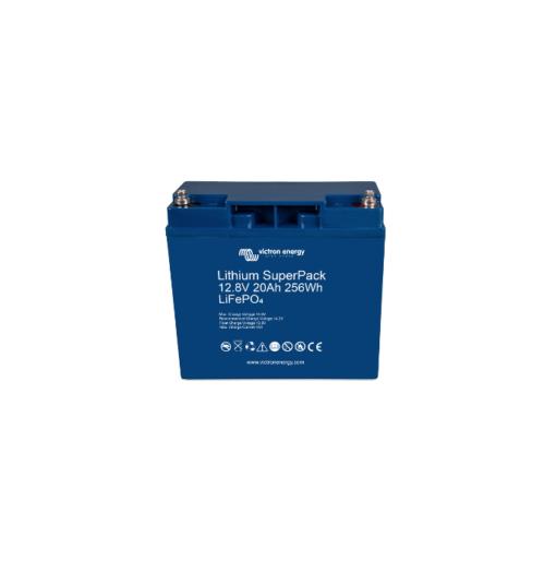 Batterie al litio SuperPack da 12,8V & 25,6V Victron Energy x baita BAT512020705