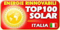 top 100 solar itali alogo