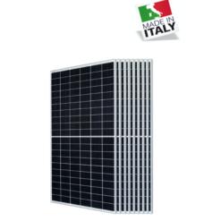 Kit 3,4Kwp Pannello Torri Solare 345Wp Monocristallino 120 celle HALF cell TRS 345-60M Silvered 30 Anni di Garanzia