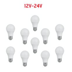 Lampadina 12-24V 10pz Classica LED 9-30V 10W 890lm 3000K E27 angolo 180°
