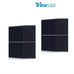 Kit 6Kw Pannello Solare Trina Solar 375Wp Monocristallino TSM-DE08M.08(II) top di gamma
