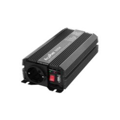 Inverter Alcapower onda modificata Inverter Soft Start 600W Input 12V DC Out 230V AC